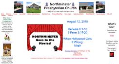 Preview of northminster.org