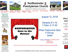 Tablet Preview of northminster.org